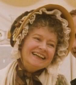 Miss Bates played by Prunella Scales