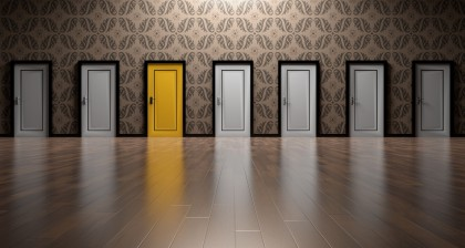 https://pixabay.com/en/doors-choices-choose-open-decision-1767563/
